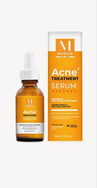 Mados Acne Treatment Serum 30ml