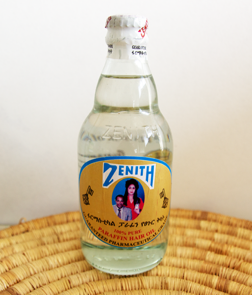 Zenith Paraffin Hair oil
