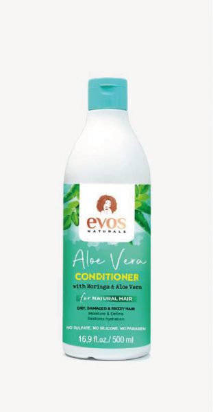 Evos Naturals Aloe Vera & Moringa Conditioner 500ml
