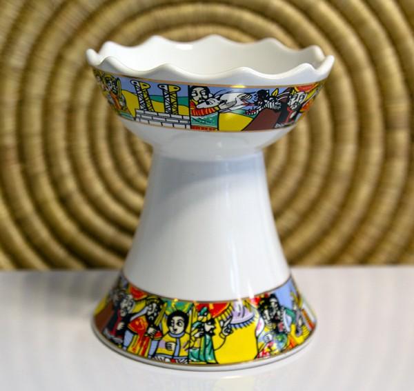 Teller Machesha in Saba und Tilétdesign