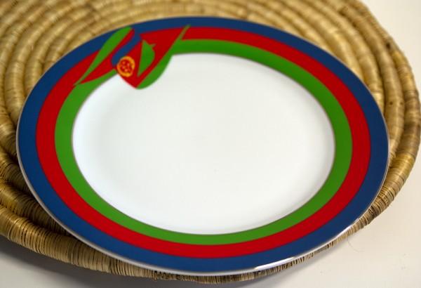 Porzellan Dinner-Teller
