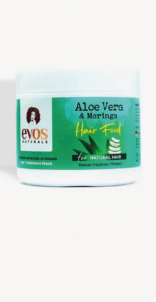 Evos Naturals Aloe Vera Hair Food 500ml