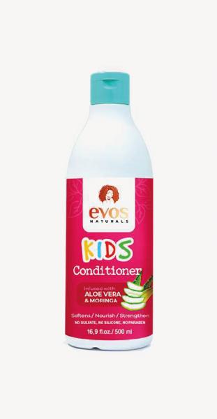 Evos Naturals Kids Conditioner 500ml