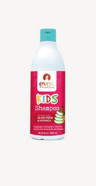 Evos Naturals Kids Shampoo 500ml