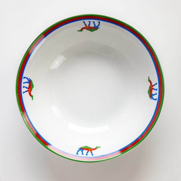 Porzellan Salatschüssel