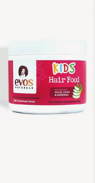 Evos Naturals Kids Hair Food 500ml